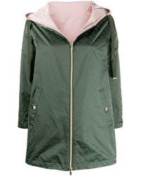 Herno Reversible Hooded Parka - Green