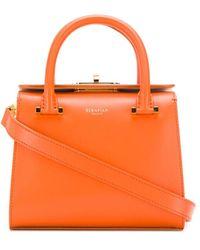 Serapian Seta Mini Bag - Orange