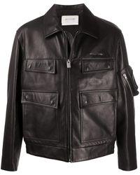 1017 ALYX 9SM Куртка На Молнии - Черный