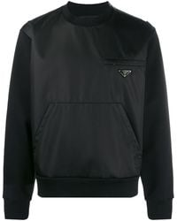 Prada - ロゴ スウェットシャツ - Lyst