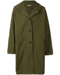 Marni - Long Military Parka - Lyst