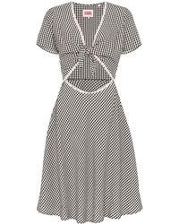 Solid & Striped - ギンガムチェック ドレス - Lyst