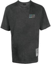 Mauna Kea ロゴ Tシャツ - グレー
