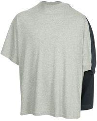 Y. Project ダブル Tシャツ - マルチカラー