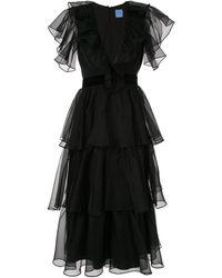 Macgraw Chandelier Dress - Black