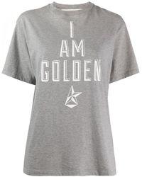 Golden Goose Deluxe Brand - I Am Golden Tシャツ - Lyst