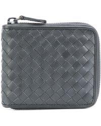 Bottega Veneta - イントレチャート 二つ折り財布 - Lyst