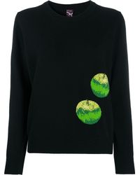 Paul Smith アップル セーター - ブラック