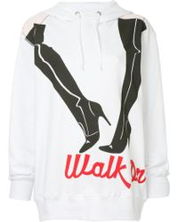 Yazbukey - Walk On The Wild Side Hoodie - Lyst