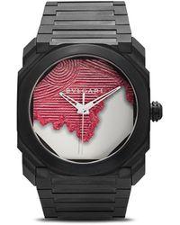 Bamford Watch Department Наручные Часы Bulgari Solotempo - Черный