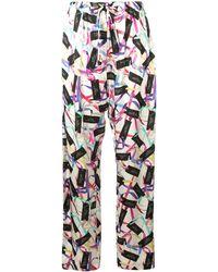 Marc Jacobs The Pyjama Trousers - White
