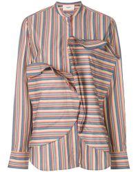 Ports 1961 - Striped Shirt - Lyst