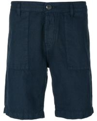 Eleventy - Classic Deck Shorts - Lyst
