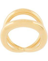 Charlotte Chesnais Surma-ring - Metallic