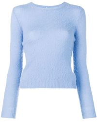 Acne Studios - Shrunken Fit Sweater - Lyst
