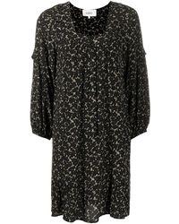 Ba&sh フローラル ドレス - ブラック