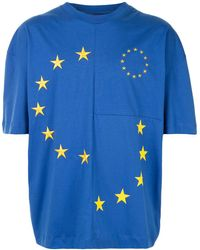 Etudes Studio - Spirit Europa Tシャツ - Lyst