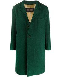 Uma Wang シングルコート - グリーン