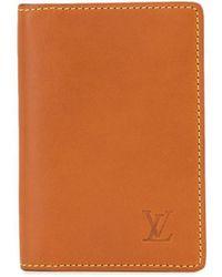 Louis Vuitton - Картхолдер Organizer Du Posh 2006-го Года - Lyst