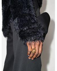 Givenchy Anillo G link - Metálico