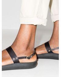 Ancient Greek Sandals Clio Comfort フラットサンダル - ブラック