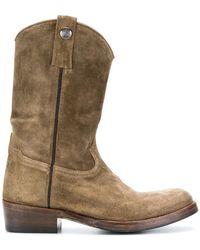 Alberto Fasciani | Calipso Boots | Lyst