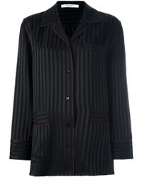 Givenchy | Striped Pyjama Shirt | Lyst