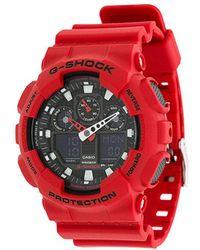 G-Shock - Ga-100b-4aer Watch - Lyst