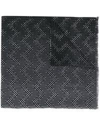 Missoni ジグザグ スカーフ - マルチカラー