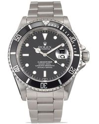 Rolex 1998 Pre-owned Submariner 40mm - Black