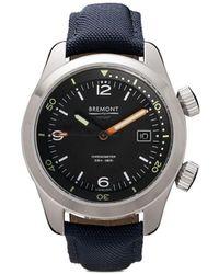 Bremont Наручные Часы Argonaut 42 Мм - Черный