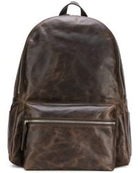 Orciani - Side Logo Backpack - Lyst