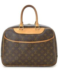 Louis Vuitton - Сумка Deauville Pre-owned - Lyst