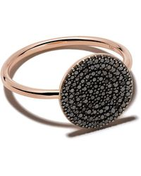 Astley Clarke Icon Diamond Ring - Black