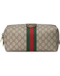 Gucci Ophidia GG Wash Bag - Multicolour