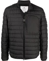 Woolrich パデッドジャケット - ブラック
