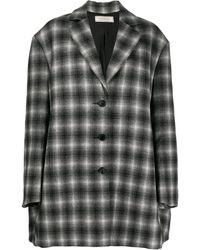 Nina Ricci Washed Out Jacket - Black