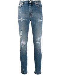 Dolce & Gabbana Jeans skinny Audrey - Blu
