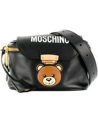 Moschino Teddybeer Heuptas - Zwart