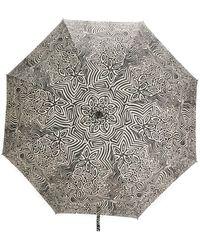 10 Corso Como フローラル 傘 - マルチカラー