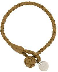 Bottega Veneta - Braided Bracelet - Lyst