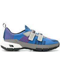 colour-block sneakers - Black Prada PEGcaDym