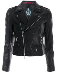 Guild Prime ライダースジャケット - ブラック