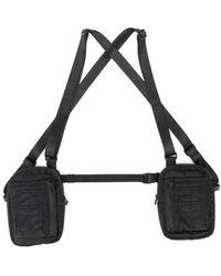 Maharishi Maha Holster Bag Sn94 - Black