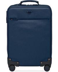 Prada スーツケース - ブルー