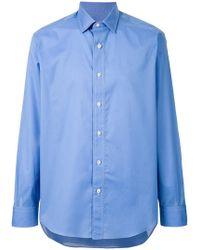 Salvatore Piccolo - Classic Shirt - Lyst