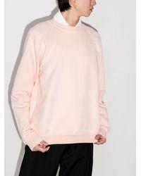 Les Tien パッチポケット Tシャツ - グレー