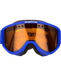Supreme X Smith Cariboo Otg スキーゴーグル - ブルー