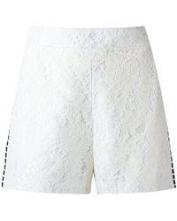 Martha Medeiros - Lace Shorts - Lyst