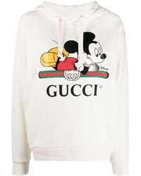 Gucci Худи Mickey Mouse Из Коллаборации С Disney - Многоцветный